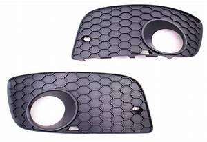 Lower Bumper Grill Grille Set 05