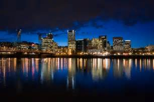Downtown Portland Oregon