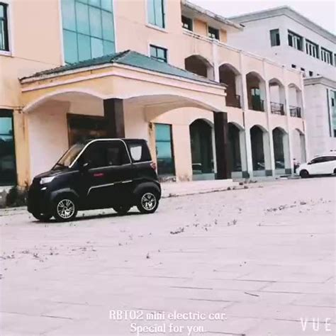 Industry Auto Electrico Vehicle Style Electric Car