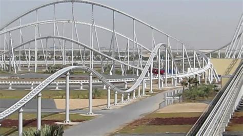1 Formula Rossa by Formula Rossa World Faster Roller Coaster In The
