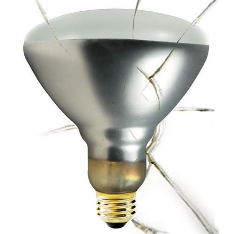 250 watt heat l satco s4885 shatter resistant 250 watt r40 heat l