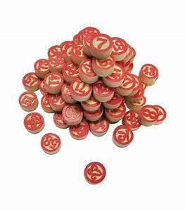 Jeton Loto Gifi : 90 jetons de loto en bois ~ Melissatoandfro.com Idées de Décoration