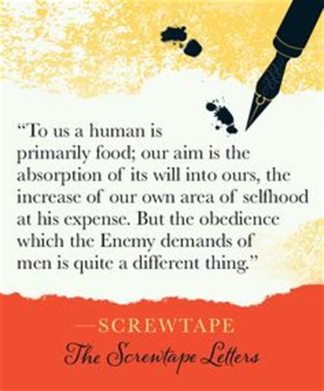 screwtape letters quotes 1000 images about the screwtape letters by c s lewis on 12032