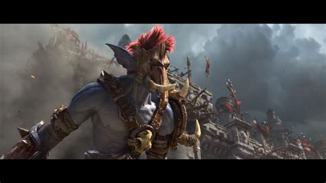 Battle For Azeroth Cinematic
