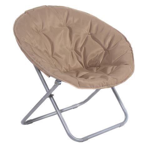 folding saucer chair large folding saucer moon chair den tv living room