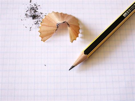 pencil note paper  photo  pixabay