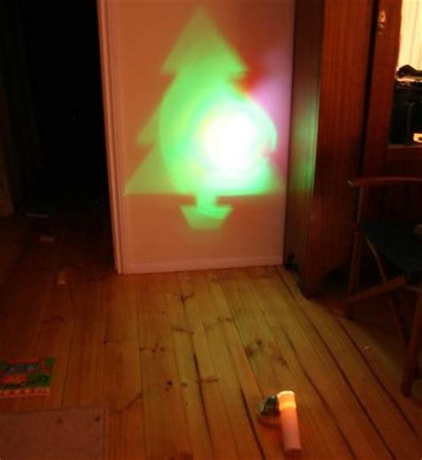 christmas tree light projector is like a virtual christmas