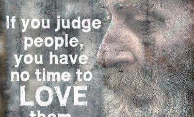 mother teresa quote  ways christians  judge