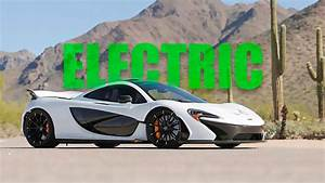 2020 Electric McLaren Hypercar To Cost Less Than P1