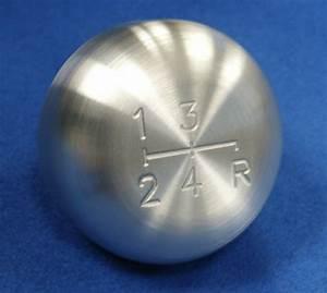4 Speed Billet Aluminum Shift Knob