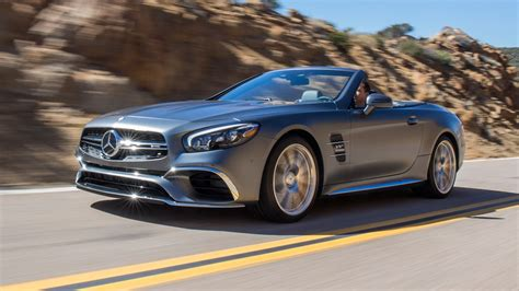 Mercedes Amg Sl65 2018 Review By Car Magazine