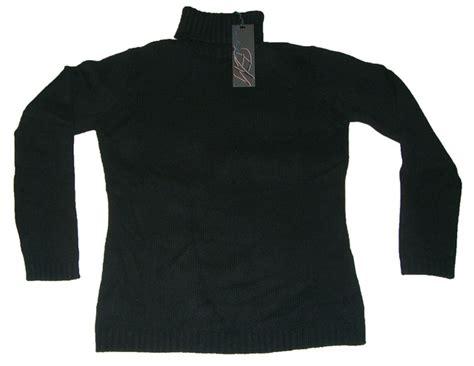 Enzo Mantovani by Enzo Mantovani Womens Turtle Neck Sweater Nwt