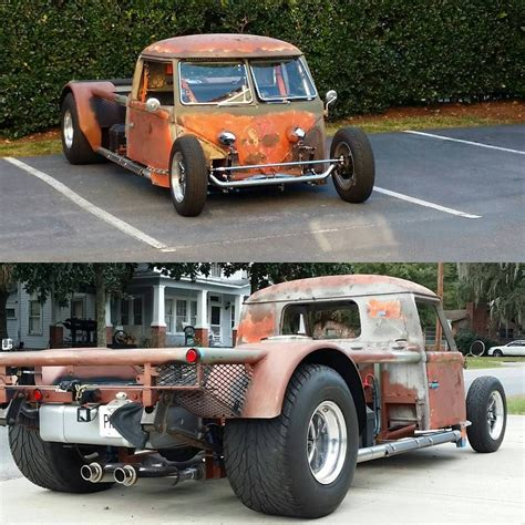 """""""type 2 Cab, Small Block, And A Whole Bunch Of Custom"""