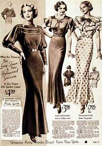 Fashion in the 1930s: Clothing Styles, Trends, Pictures ...
