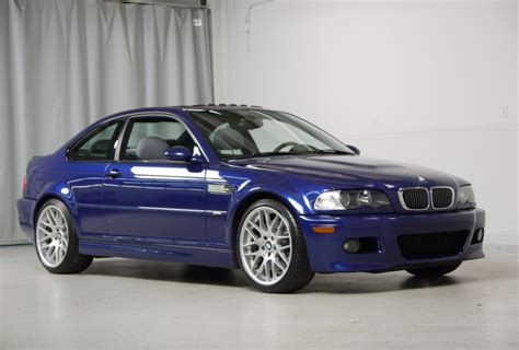 2006 Bmw M3 Coupe 6-speed Competition For Sale On Bat