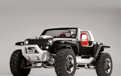 jeep hurricane concept  power wheels