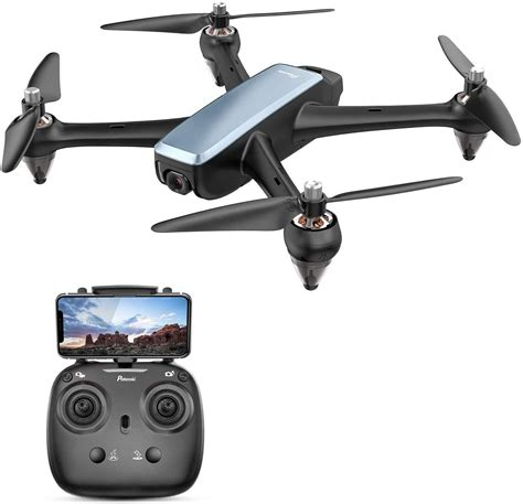 potensic drone brushless gps  telecamerap  wifi fpv rc drone professionale