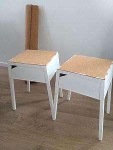 Ikea Table De Nuit : diy table de chevet selje ik a li ge paperblog ~ Teatrodelosmanantiales.com Idées de Décoration
