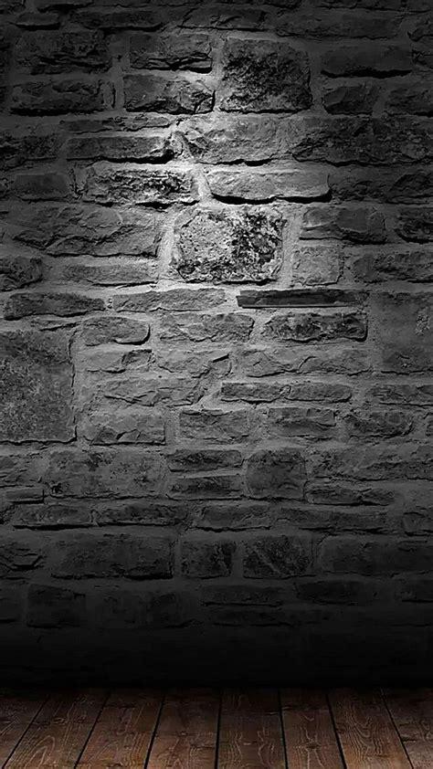 wood floor brick wall background  dbdbdfb en