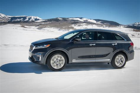 2019 Kia Sorento Trim Levels by 2019 Kia Sorento Adds High Value S Ex Sport Trim Levels
