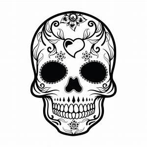 Crane Mexicain Dessin : dise o de calavera mexicana descargar vectores gratis ~ Melissatoandfro.com Idées de Décoration