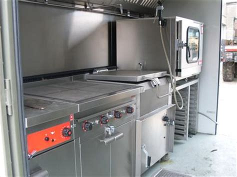 cuisine professionnelle mobile cuisine mobile à 19000 14170 st sur dives