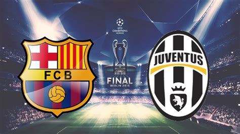 UEFA Champions League Final 2015: FC Barcelona vs ...