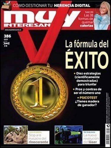 Revista Muy Interesante - Julio 2013 España | Descarga ...