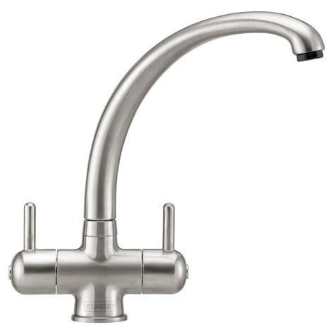 Franke Zurich Kitchen Sink Mixer Tap Silksteel  1150061579