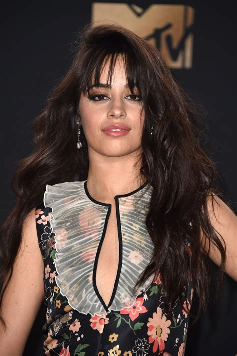 Camila Cabello Mtv Movie Awards Los Angeles