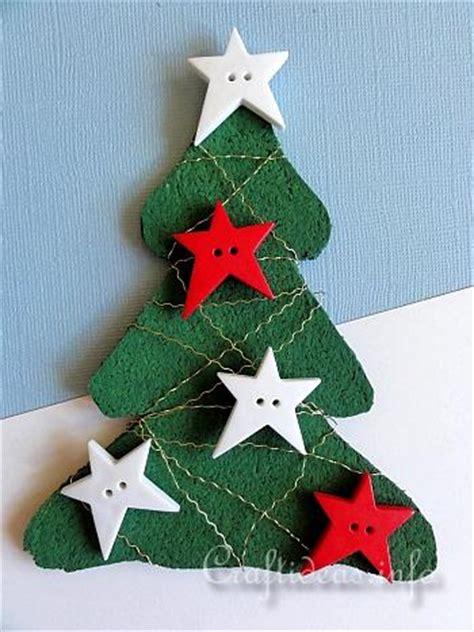 christmas cork idea images free craft project cork tree