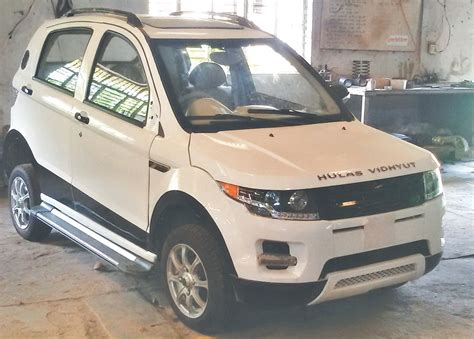 New Electric Car Technology by Hulas New Electric Car Model Put To Road Test Money