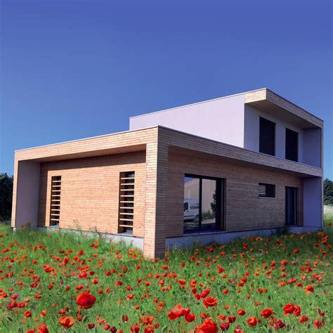 chambre en bois massif rielcy maison ossature bois bioclimatique par nature et