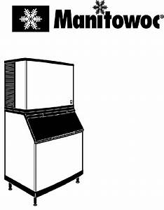 Manitowoc Qd0282a Ice Maker Use And Care Manual Pdf View