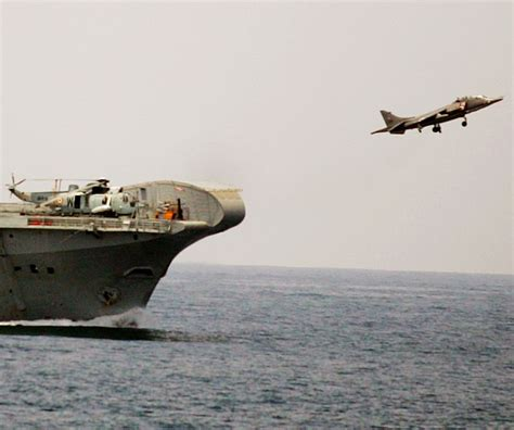 Sky's The Limit For The Indian Navy!