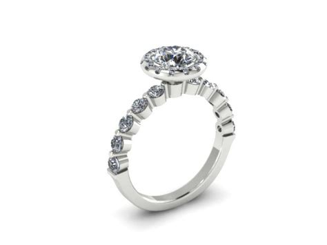 Halo Single Prong Diamond Engagement Ring Dallas  Shapiro. Relationship Engagement Rings. Emerald Cut Engagement Rings. Pre Wedding Wedding Rings. 1.58 Carat Engagement Rings. Rosebud Engagement Rings. Red Heart Engagement Rings. Thumbprint Wedding Rings. Zircon Engagement Rings