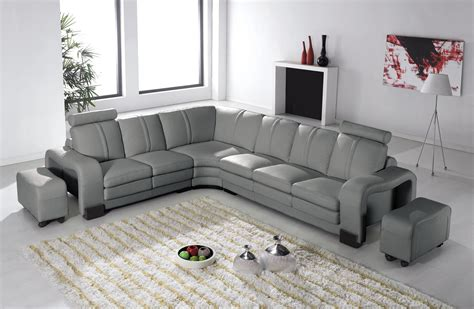 canape angle but gris canape angle cuir relax maison design modanes com