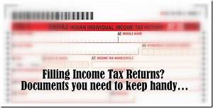filing income tax returns documents you need With documents for filing income tax returns