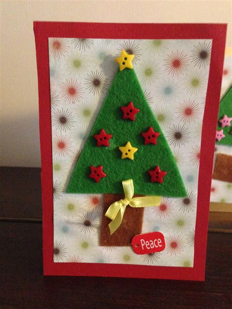 Easy Preschool Christmas Cards  Here Come The Girls
