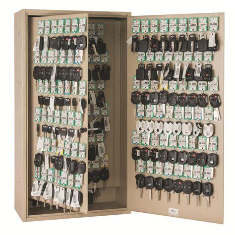 car dealership key cabinet motor vehicle key cabinet mmf steelmaster 310 key capacity