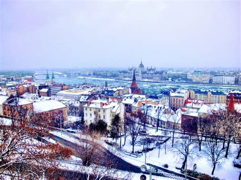 Central Europe In Winter Our Top 4 Cities Eurail Blog