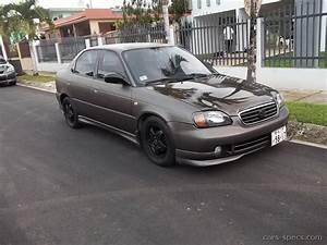 2002 Suzuki Esteem Sedan Specifications  Pictures  Prices