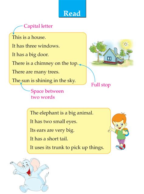 writing skill grade 1 picture composition 4