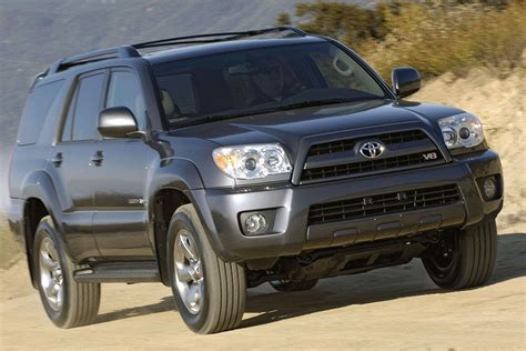 2006 Toyota 4runner Reviews by 2006 Toyota 4runner Reviews Specs And Prices Cars