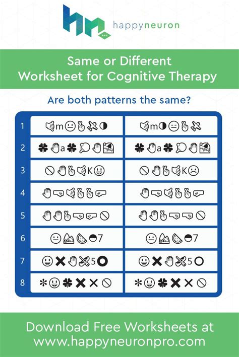 For many, the jump between these two tasks is difficult. Can you spot whether the patterns are the same or different? Target attention and working memory ...