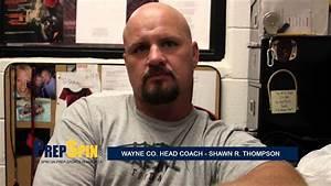 Wayne County Football Head Coach Shawn R. Thompson is 4-0 ...