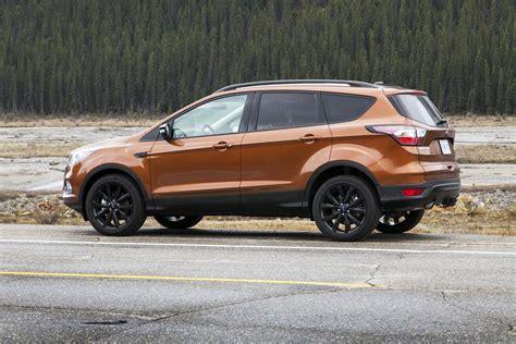 Ford Titanium 2017 by 2017 Ford Escape Titanium Autos Ca