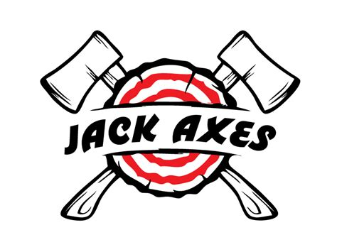 85 Masculine Bold Logo Designs For Jack Axes A Business In