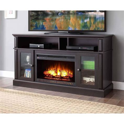 whalen barston media fireplace tv stand  sale