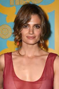 STANA KATIC at HBO Golden Globe Party in ...